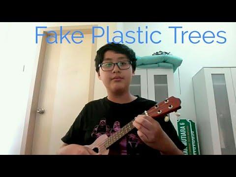 Fake Plastic Trees Radiohead Ukulele Cover Youtube