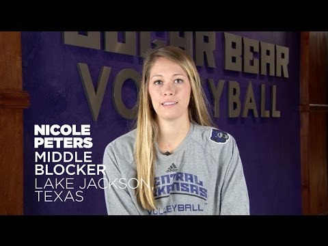 Volleyball: Meet Nicole Peters