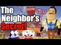 TLOJA - The Neighbor's Secret!