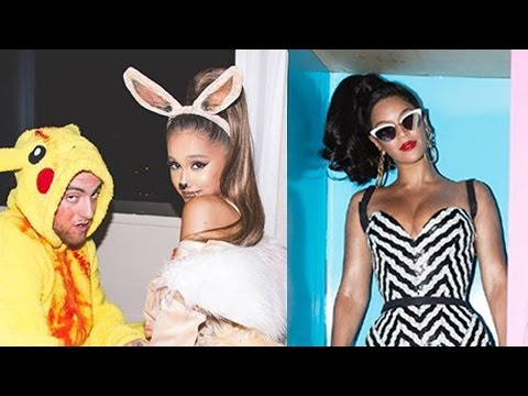 MORE Awesome Celeb Halloween 2016 Costumes - Taylor Swift, Ariana Grande, Etc. from YouTube · Duration:  4 minutes 1 seconds