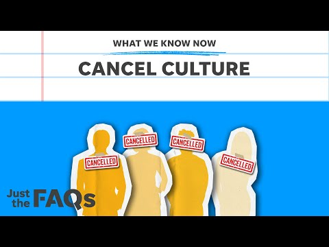 From Chrissy Teigen to Joe Manchin: How cancel culture has further divided America | Just the FAQs