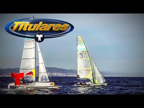 Santiago Lange, un apasionado del mar y las medallas | Titulares | NBC Deportes