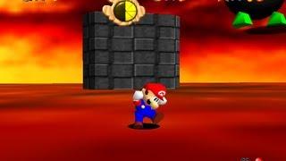 """[TAS] Super Mario 64 """"16 Stars"""" in 13:28"""
