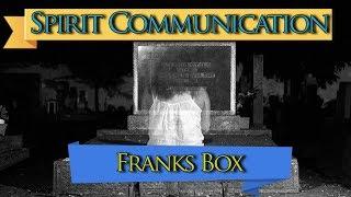 Franks Ghost Box - 12th Century Church Ruin In Scotland