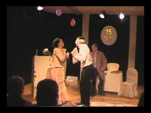 Свадьба чехов водевиль