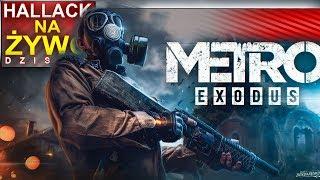 Metro Exodus - zaczynamy nową przygodę :)