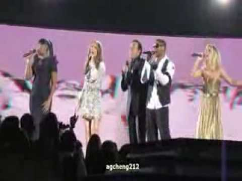 Grammys 2010 - Usher, Carrie Underwood, Jennifer Hudson, Ce
