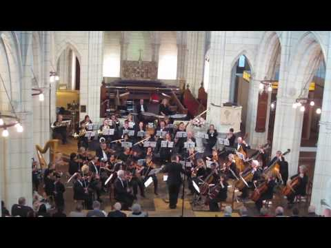 ortus - Jessie Leov (performed by St Matthews Chamber Orchestra 19.06.16)