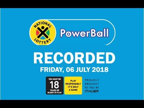 Powerball Results - 06 July