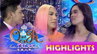 It's Showtime Miss Q & A:Vice Ganda notices something with Jackque and Ion