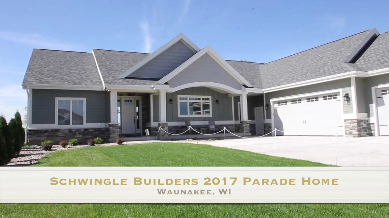 2017 Schwingle Parade Home Waunakee Wi
