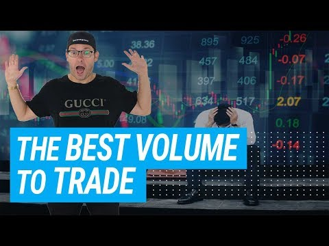 What's The Best Stock Volume To Trade? Timothy Sykes Breaks It Down!