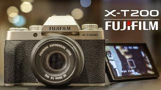 Review Fujifilm X-T200 | Kamera Mirrorless Untuk Foto dan Video Terbaik?