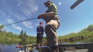 Chippewa River Musky Float