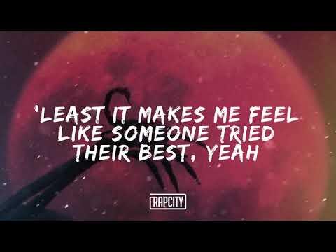 Drake - I'm Upset (Lyric Video)