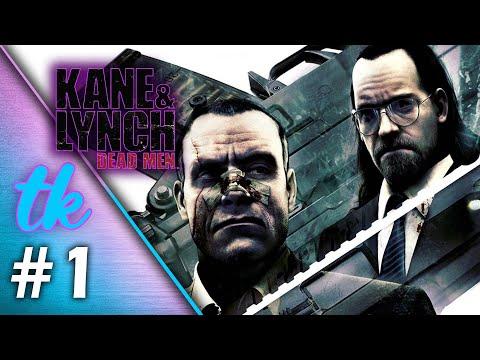 Kane and Lynch: Dead Men  Parte 1  Español 1080p
