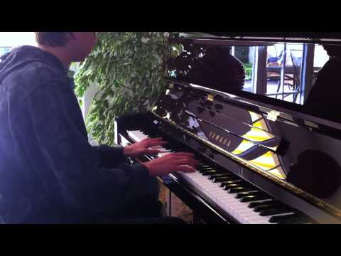Adele - Rolling In The Deep Piano (HD)