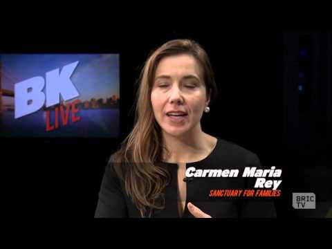 Immigrant Women & Domestic Violence | BK Live | 10.20.15
