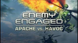 Enemy Engaged или какими могли бы стать вертолеты в симуляторном режиме  War Thunder (обзор игры)