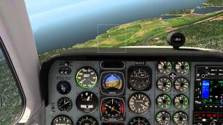 X-Plane 10 Gameplay Max Graphics
