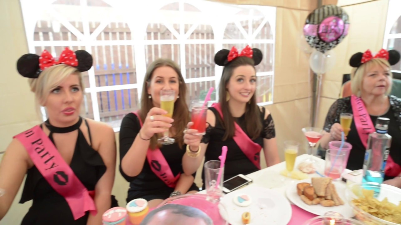 Hen Party Ideas For Small Groups: Cocktail Hen Party In Scotland