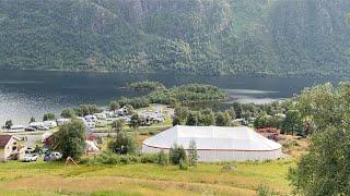 Himmelpartners Mountain Camp i Arabygdi, Telemark.