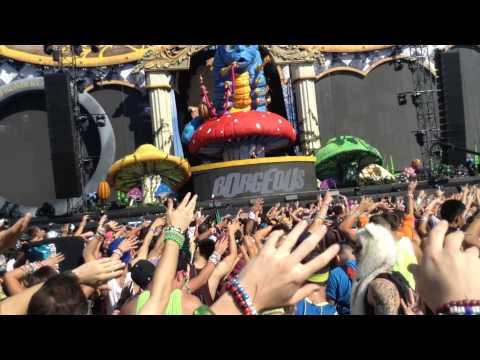READY! (Deorro & MAKJ) - Borgeous LIVE @ Beyond Wonderland 2014 Bay Area