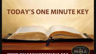 Daily Devotional: What is the Christian Faith | Today's Key for Unlocking the Bible Video