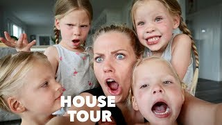 Full HOUSE TOUR-The GIRLS Give TOUR Of Their ROOMS