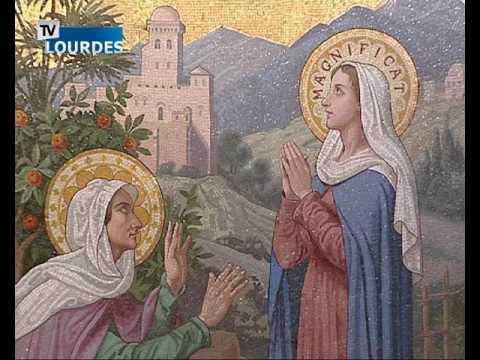 Chapelet de Lourdes du lundi 03 juil. 2017