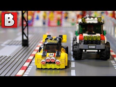 Awesome Lego Race Track! custom MOC