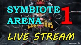 Symbiote Supreme Arena - Round 2 - Part 1 | Marvel Contest of Champions Live Stream