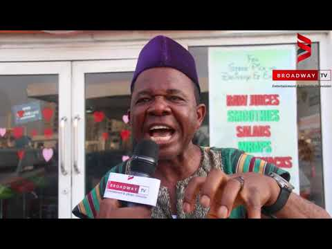 """""""I Have Never Suffered A Heartbreak Because I Was Poor"""" – Star Actor, Chiwetalu Agu (Watch)"""