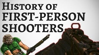 The History of First Person Shooters