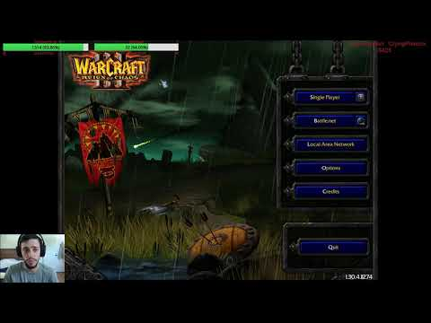 How To Play Warcraft 3 Online! (Battlenet)