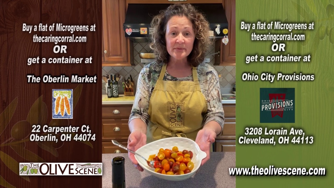Cooking with The Olive Scene Segment 6