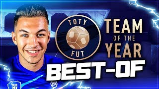 130 000 POINTS FIFA BEST OF TOTY PACK OPENING !