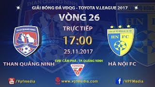 full  than quang ninh vs ha noi  vong 26 toyota v league 2017