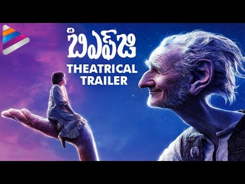Disney's The BFG Telugu Movie Theatrical...