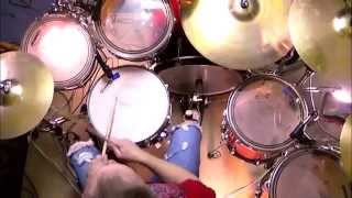Foreplay/Long Time - Boston - Drum Cover By Domenic Nardone