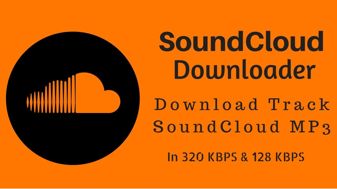 a 320 kbps da soundcloud