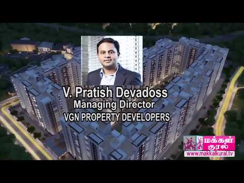 Special Interview with VGN Property Developers Managing Director Mr.V Prathish Devdas