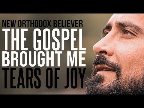 The Gospel Brought Him To Tears. - Israelis Awakening To Their Messiah.