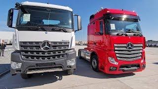 Mercedes-Benz Türk Aksaray Ar-Ge Merkezini Gezdik!