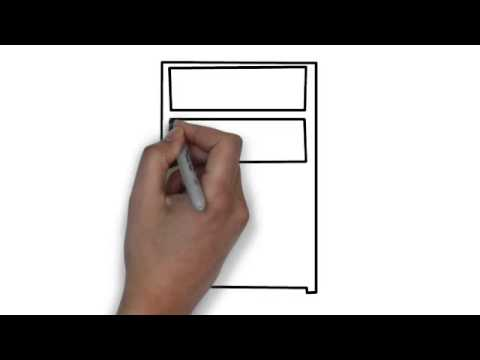 How To Draw Shelves Youtube