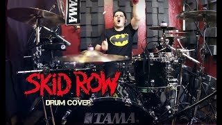 Skid Row - 18 And Life - Drum Cover