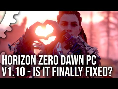 Horizon Zero Dawn PC Revisited: It's So Much Better - But Is It Fully Fixed?