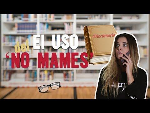 Los Distintos Usos De La Frase 'No Mames'  |DaisyNatali