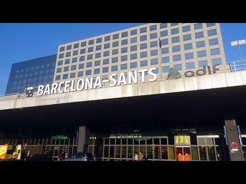 Especial: Estación de Barcelona Sants - 2013