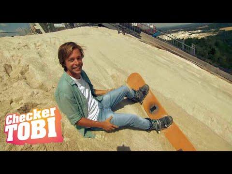 Der Sand-Check | Reportage für Kinder | Checker Tobi